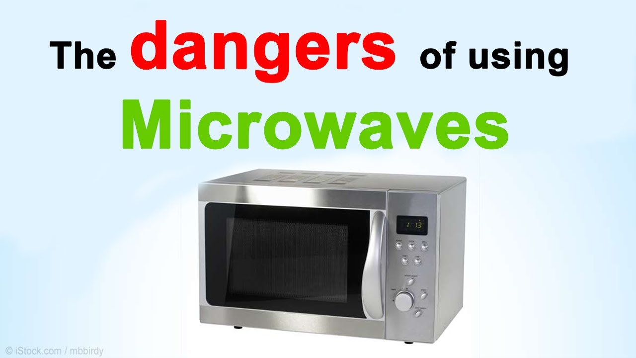 Peter Mullen Potential Problems With Microwave Ovens