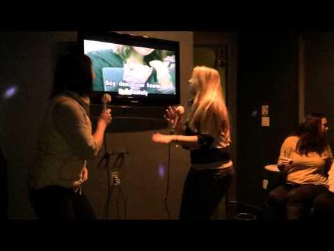 Karaoke in Korea Town NYC