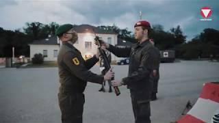 Übergabe Sturmgewehr 58 - 4. Gardekompanie - ET 5/20 - 3. Juni 2020