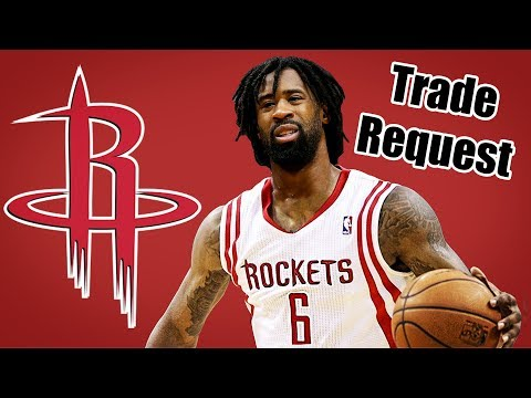 DeAndre Jordan Wants To Be Traded To The Rockets