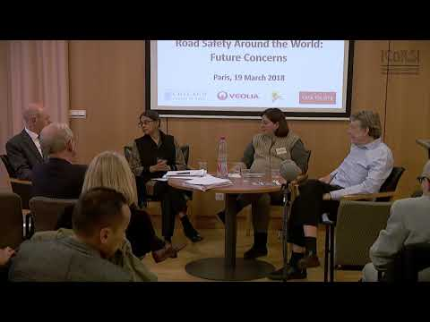 Open Panel Discussion   Vehicles, road and speeds