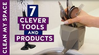 7 Clever Products For Your Home - Clean My Space HQ Mail Bag!