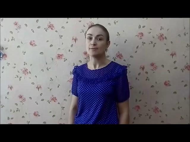 Изображение предпросмотра прочтения – АнастасияРодионова читает произведение «Мечта» Т.В.Ткаченко