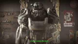 Fallout 4 - Стартовый экран