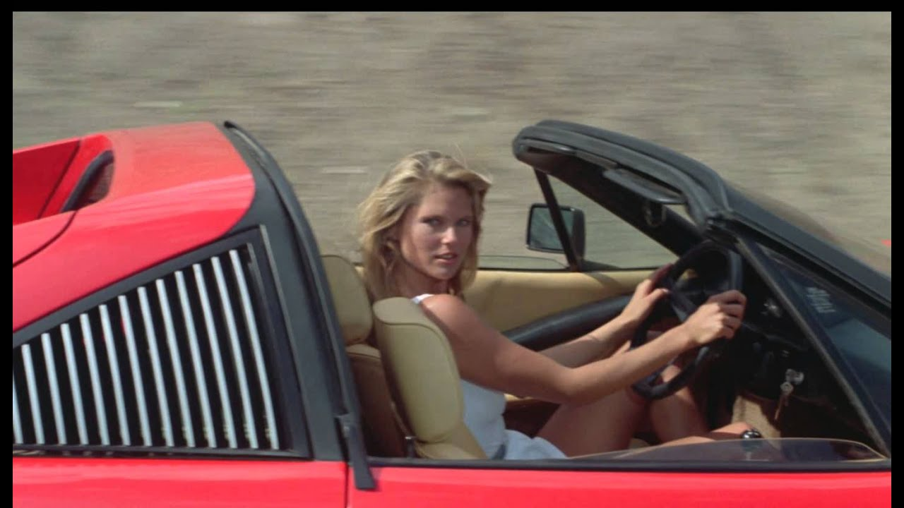 National Lampoon S Vacation Ferrari Scene I M So Excited