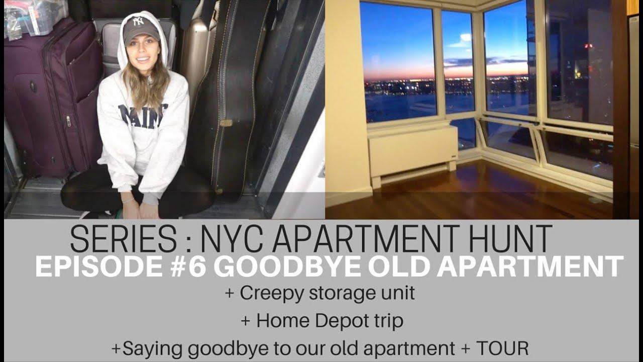 Goodbye Old Apartment + TOUR - YouTube