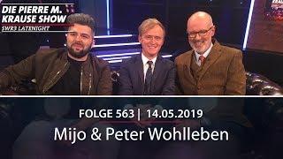 Pierre M. Krause Show vom 14.05.2019 mit Pierre, Peter und Mijo