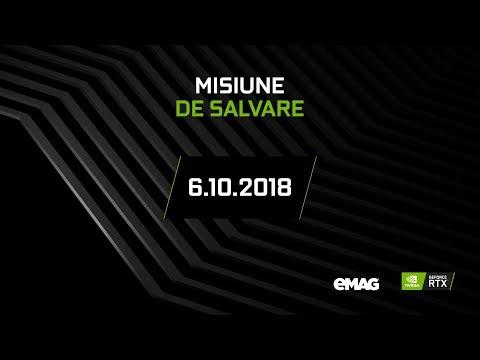 NVIDIA - Misiune de salvare cu Colo, Gereveu si CipFlixTV
