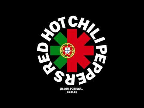 Red Hot Chili Peppers live Lisbon, Portugal 6/03/2006 ((FULL SHOW))