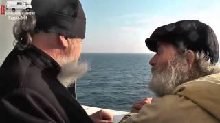 Паром из Греции в Италию. 11.06.2014(Православная миссия