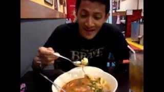 Thai Tomyam at Mr.Nak Restaurant (Penang)