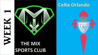 The Mix Sports Club v.s. Celta Orlando (UPSL): June 21st, 2020