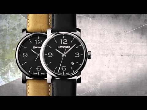 Wenger Watch - Urban Metropolitan Watches