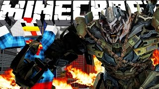 "Minecraft | Crazy Craft 3.0 - Ep 26! ""DECEPTICONS!"""