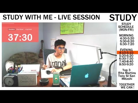Study With Me LIVE DISCORD STUDYROOM ACCESS | Forest🎄 | Pomodoro⏱