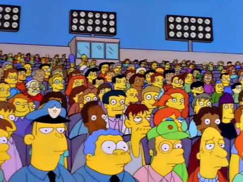 Homer Simpson - Boring