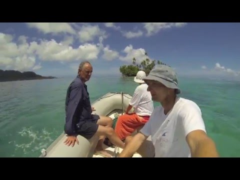 Sailing in French Polynesia - trailer