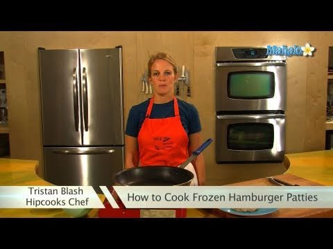 How To Cook Frozen Hamburger Patties
