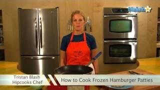 How Cook Frozen Hamburger Patties