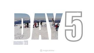 DRAGOBRAT 2020 • DAY 5 – Зимний отдых в Карпатах нашей дружной компанией / Драгобрат, Февраль 2020