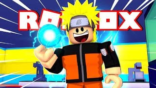 A FABRICA DO NARUTO 5 - Roblox Anime Tycoon