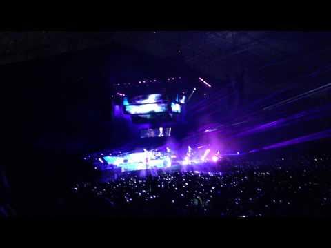 Muse - Madness @ Guadalajara (The 2nd Law World Tour 2013)