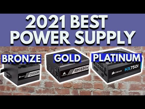 Avoid Bad Power Supplies! How to REALLY Buy the BEST PSU 2021 | Best Power Supply 2021