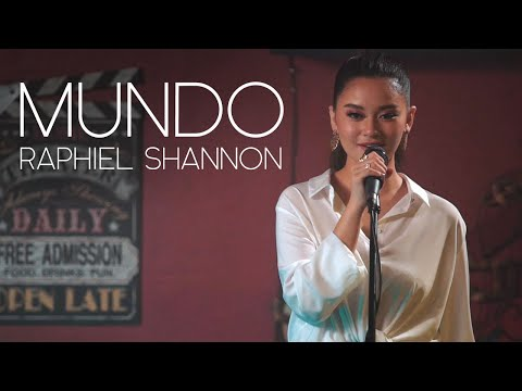 Mundo - Raphiel Shannon [Official Music Video] | On Vodka, Beers and Regrets OST