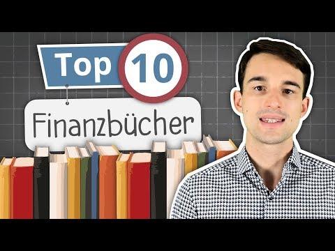 TOP 10 Bücher zum Thema Aktien, Börse, ETF, Immobilien | Finanzbücher 2018