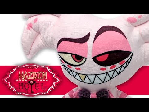 HAZBIN PLUSHIES ARE HERE (NOT FOR KIDS)