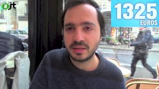 La loi Apparu, une taxe sur les micro-logements : Reportage de l'aJT 22/01/15 - 9