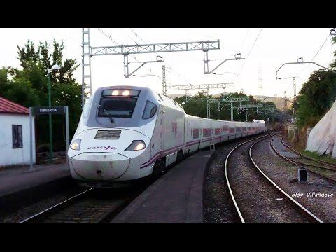 Trenes variados en las provincias de Ourense y Lugo (Galicia) ¡Con sorpresa!