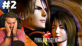 Ballroom Dance & Plug-Butt Squall!   Final Fantasy 8 Remastered   FFP (Pt2)