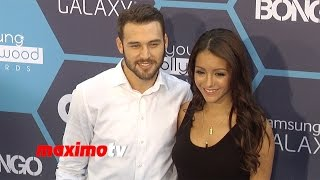 Ryan Guzman & Melanie Iglesias | 2014 Young Hollywood Awards | Arrivals