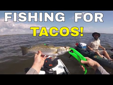 Florida Salt Series - Ep. 3 - Cedar Key, Fl Kayak Fishing