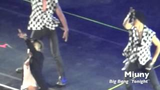 (Fancam) BIG BANG 2015 MADE WORLD TOUR IN MEXICO ¨Tonight¨
