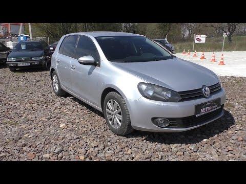 Volkswagen Golf 2011 1.4TSI Обзор и Тест Драйв 6-ти летнего автомобиля!