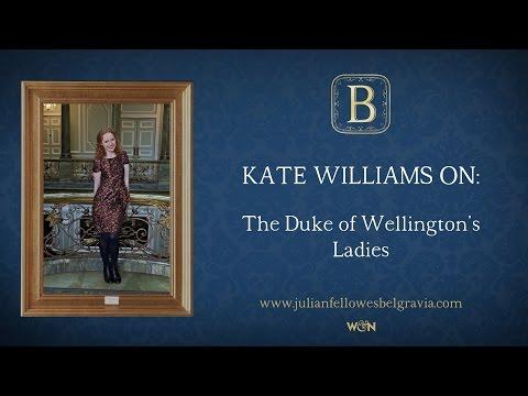 Julian Fellowes's BELGRAVIA Episode 1: Kate Williams on the Duke of Wellington's Ladies
