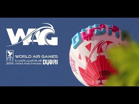 World Air Games DEC 12, 2015