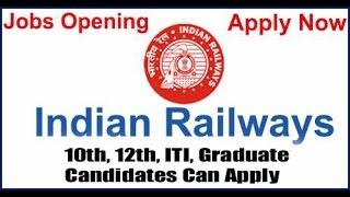 www.ner.indianrailways.gov.in North Eastern Railway (GORAKHPUR) Recruitment