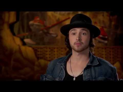 """Disney's Planes: Fire & Rescue - Spencer Lee talks about the song """"I Still Fly"""""""