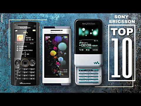 10▶Best Sony Ericsson Phones | Where You Can Buy