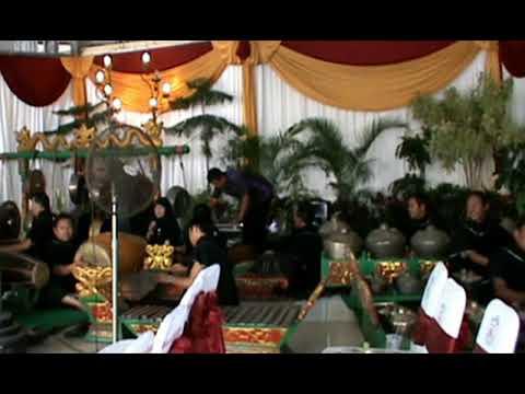 Gending AYAK AYAK PAMUNGKAS by Siir Natagama Java Orchestra
