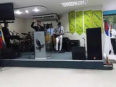 Hay libertad en la casa Dios. (Miguel Roa) iglesia Monte Horeb