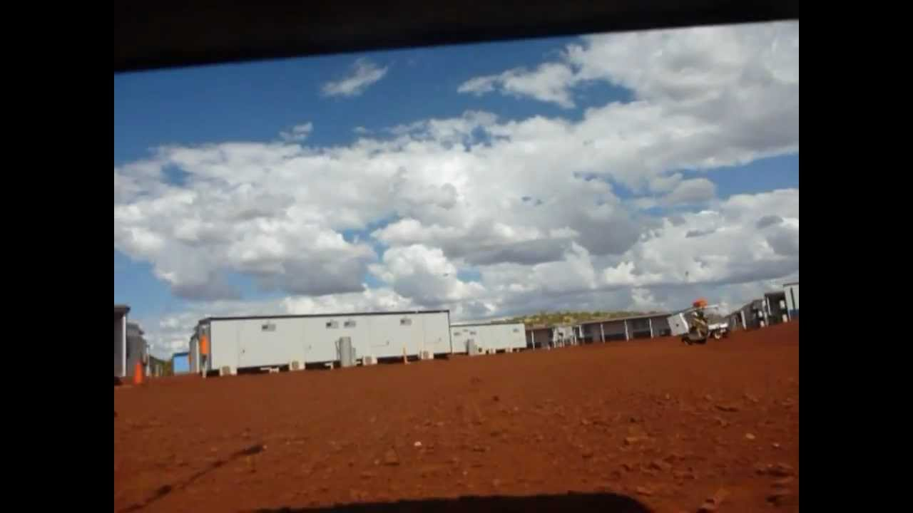 Working mining australia