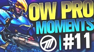 Overwatch PRO Moments #11 - Exi Special - Method