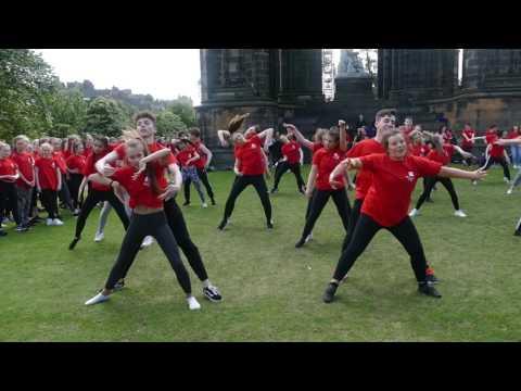 Fame The Musical in Edinburgh 2017