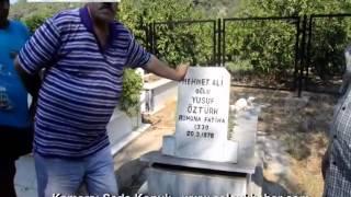 Selçuk Zeytinköy de Mezar Taşları Kırıldı