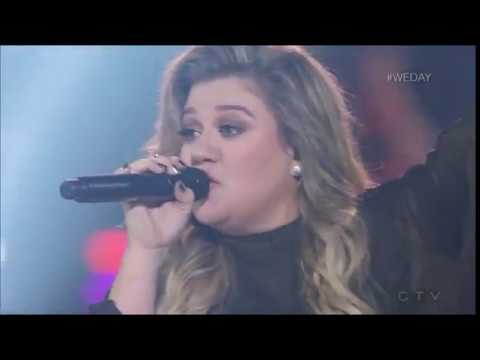We Day 2017 Toronto | Kelly Clarkson parts