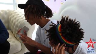 The Kris Fade Show Chats to Jaden & Willow Smith